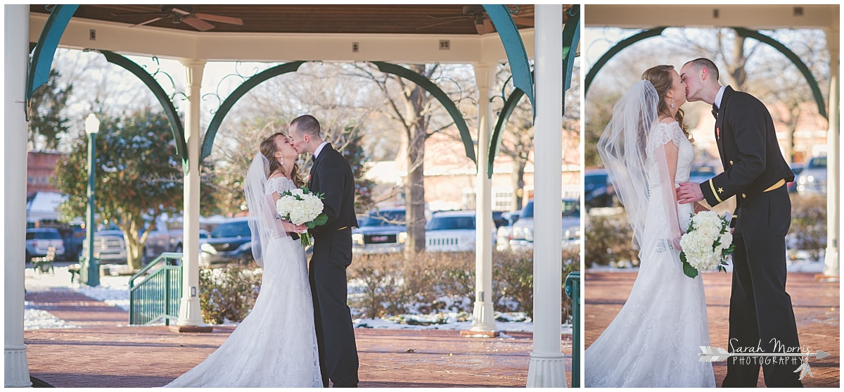 Collierville Wedding Photographer, Collierville Wedding Venue, The Quonset, Collierville Town Square, Bridal Portraits